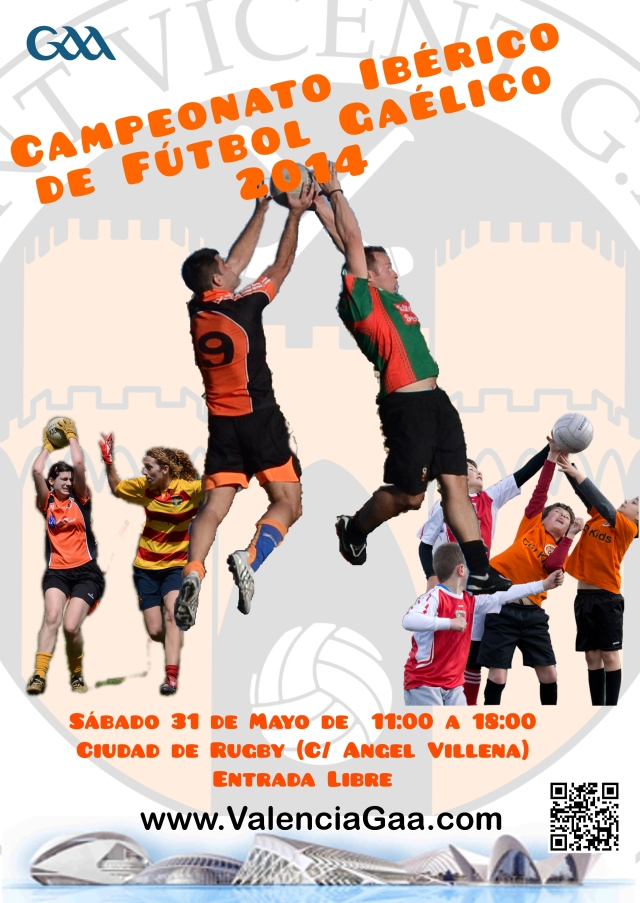 Tournament Poster Spanish 2014